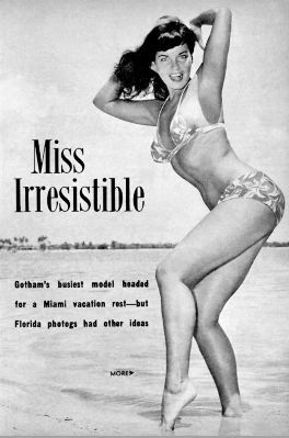 Bettie Betty Page, Miss Irresistible