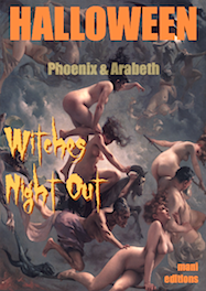 Halloween, Witches Night Out eBook by Phoenix & Arabeth