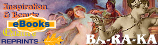 vintage erotic French and American nude photos and art, books & eBooks by BA-RA-KA