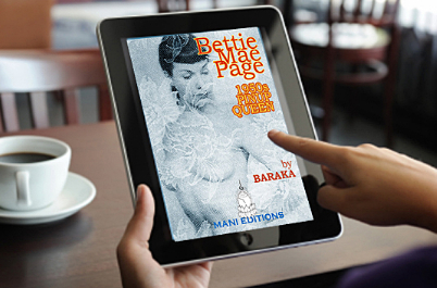 Bettie Betty Page eBook by Baraka